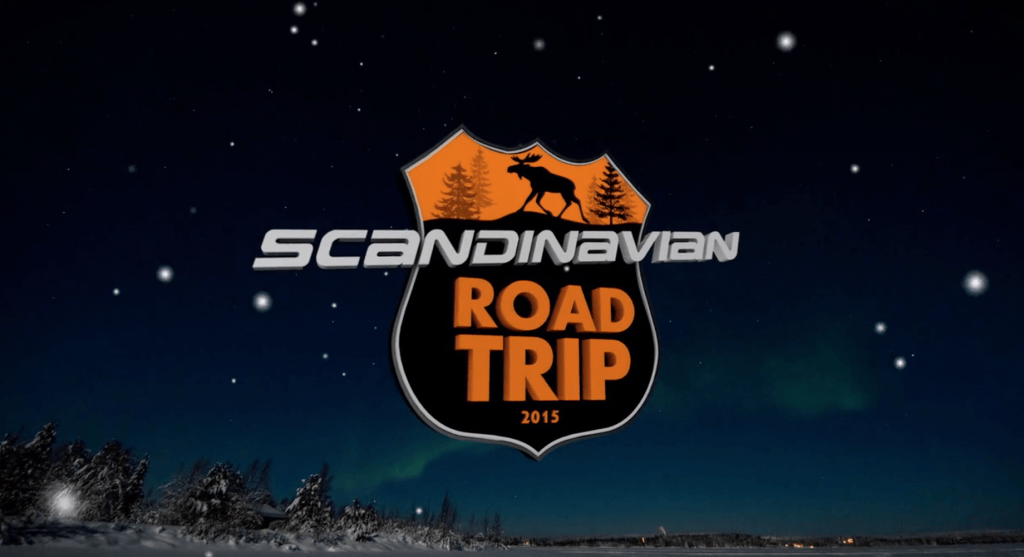 Scandinavian roadtrip