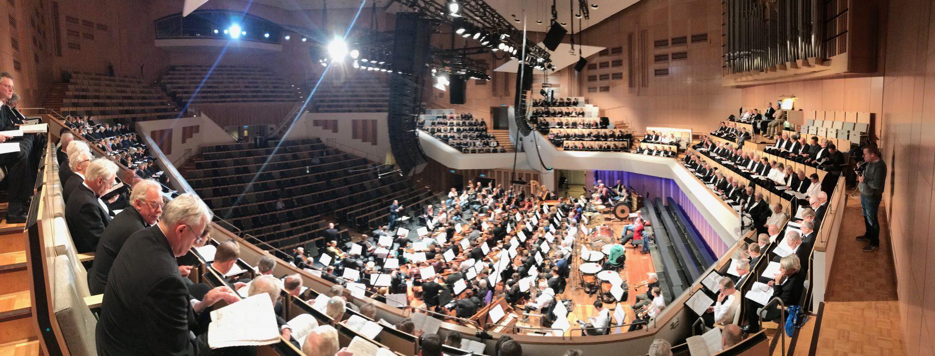 Documentaire Philips Symfonie Orkest