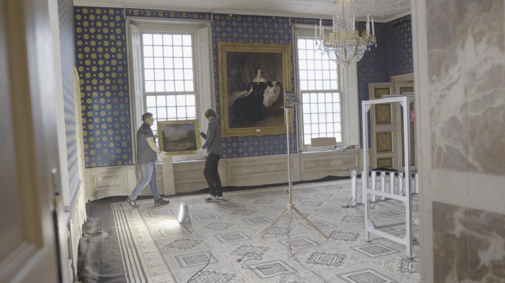 Paleis Het Loo | De uithuizing