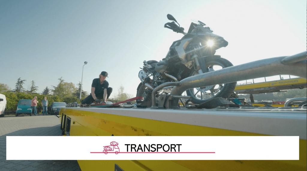 Logicx | Transport