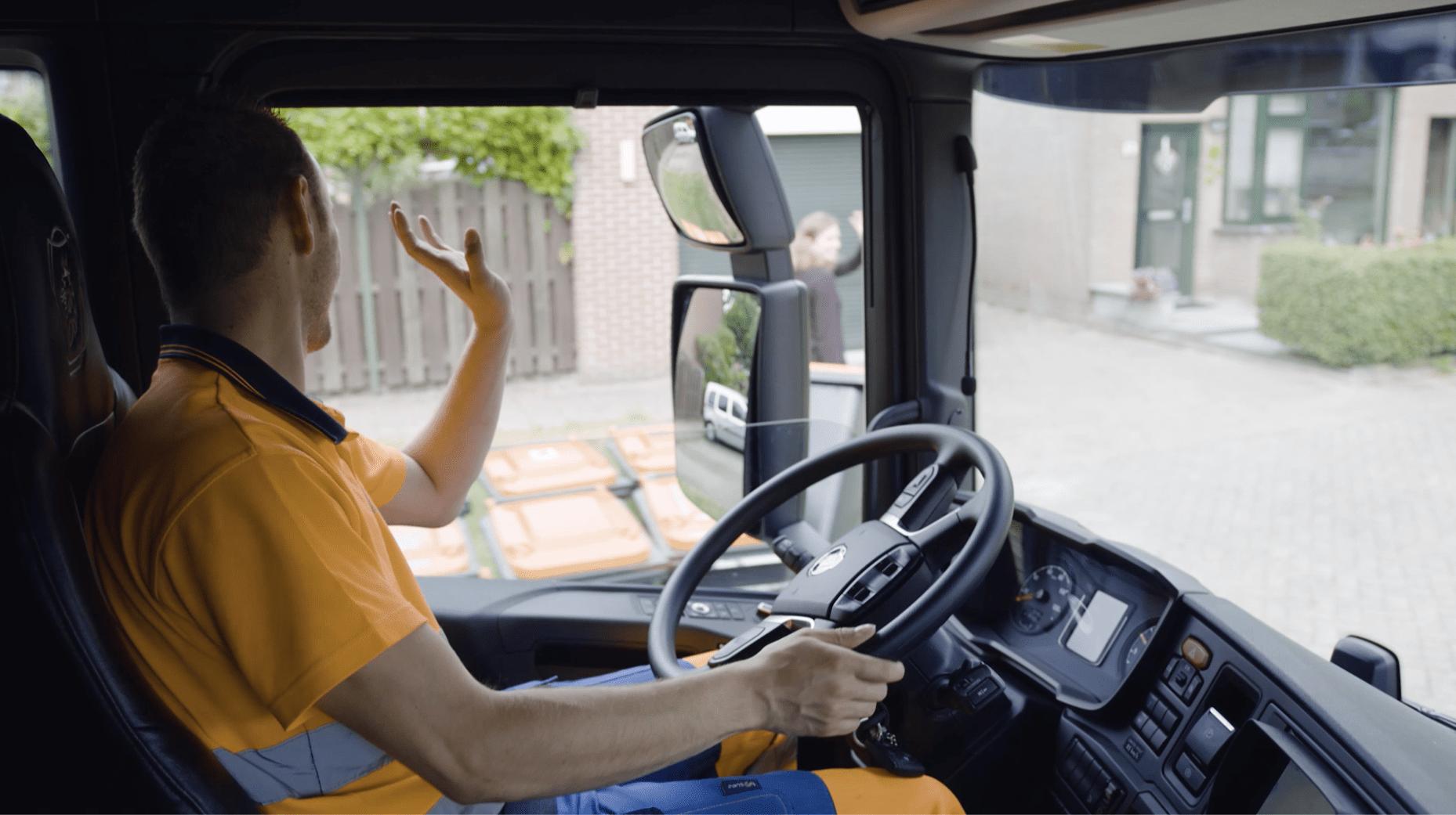 SUEZ - Chauffeur